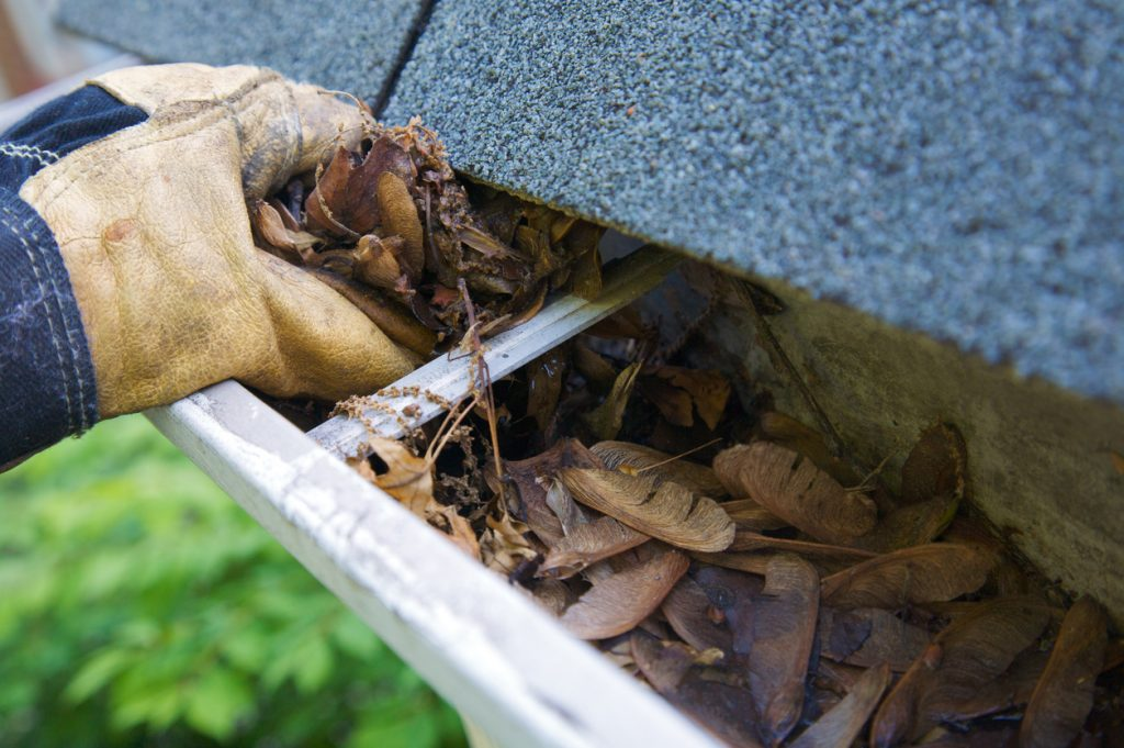 prepare your property for winter gutters drains